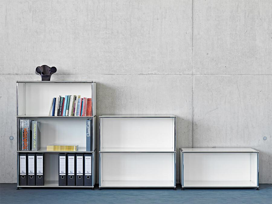usm haller etag re mobilier design usm disponibles ici. Black Bedroom Furniture Sets. Home Design Ideas