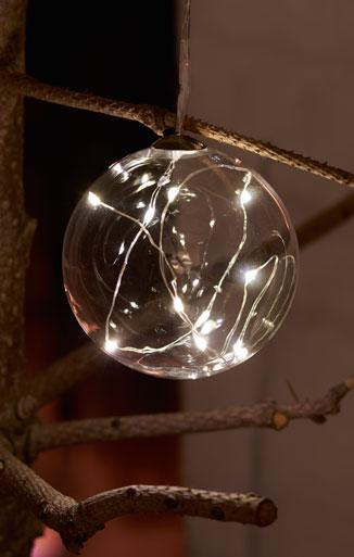 Boule de Noël LED Pure Ball