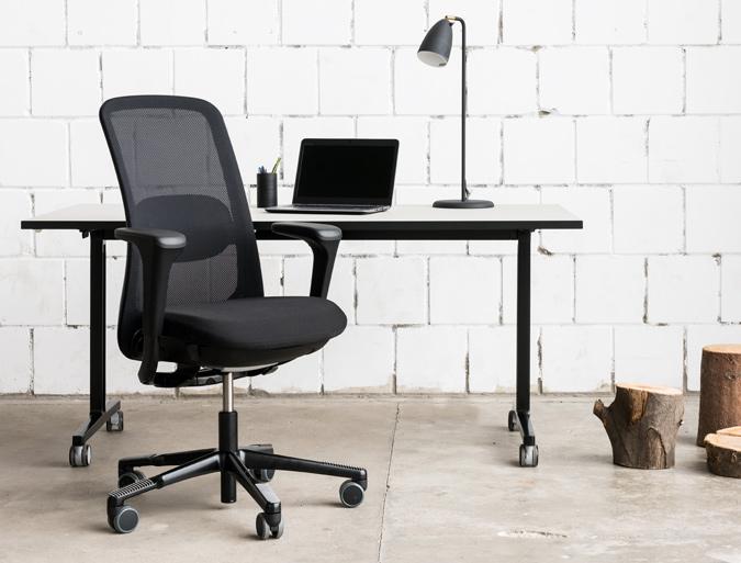 Chaise de bureau pivotante HAG SoFi mesh