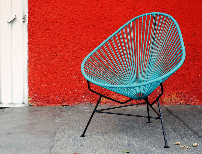 Chaise Acapulco Chair