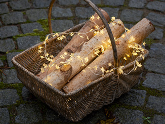 Guirlande lumineuse LED Trille Cluster